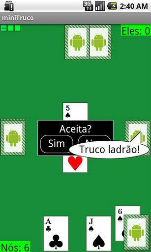 miniTruco - Imagem 2 do software