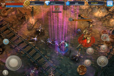 Dungeon Hunter 3 - Imagem 2 do software