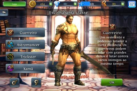 Dungeon Hunter 3 - Imagem 1 do software