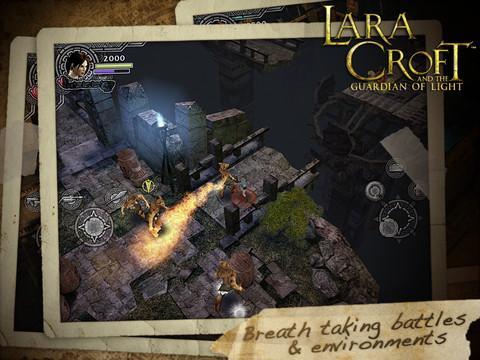 Lara Croft and the Guardian of Light HD - Imagem 1 do software