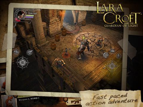 Lara Croft and the Guardian of Light HD - Imagem 2 do software