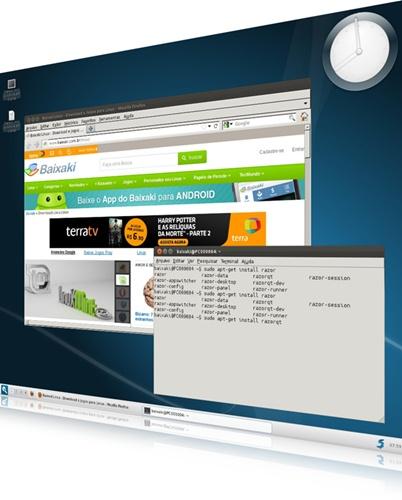 Razor-qt - Imagem 1 do software