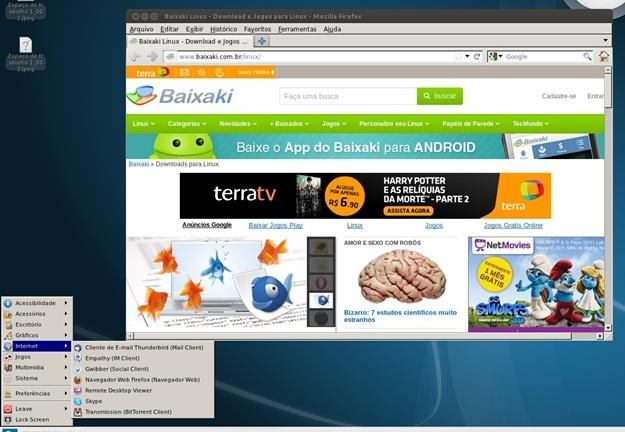 Razor-qt - Imagem 2 do software