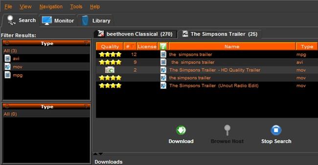 LimeRunner - Imagem 3 do software