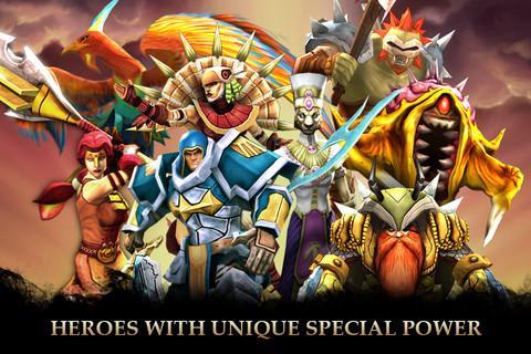 Legendary Heroes - Imagem 1 do software