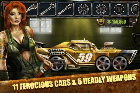 Road Warrior: top free racing - Imagem 3 do software