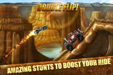 Road Warrior: top free racing - Imagem 1 do software