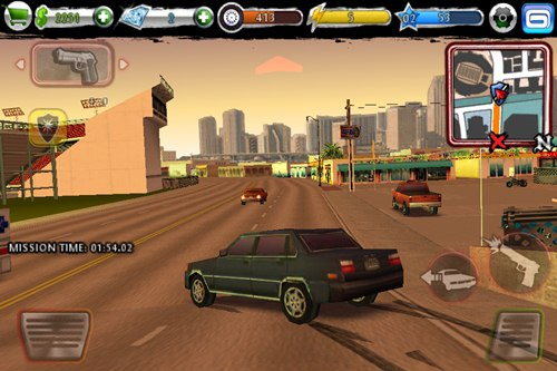 Urban Crime - Imagem 2 do software