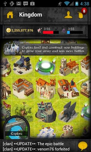 Kingdoms at War - Imagem 2 do software