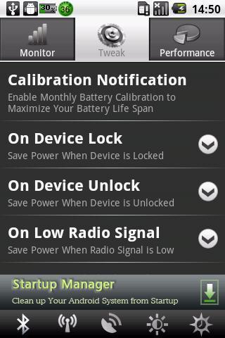 Battery Booster by IMOBLIFE - Imagem 2 do software