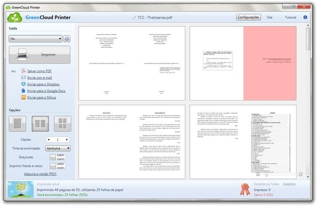 Agrupando páginas