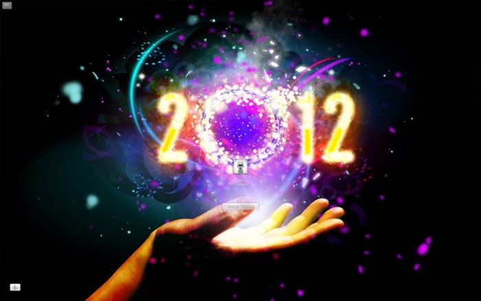 New Year 2012.