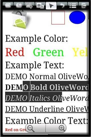 Olive Office Premium - Imagem 1 do software