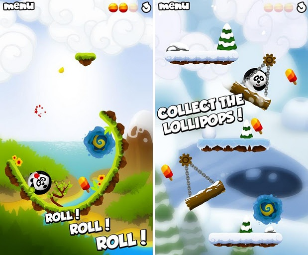 Roll in the Hole - Imagem 1 do software