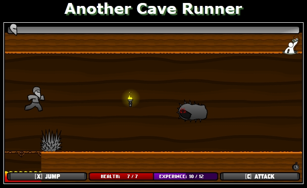 Another Cave Runner.