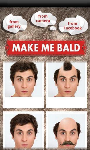 Make Me Bald - Imagem 1 do software