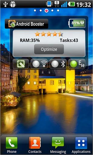 Android Booster FREE - Imagem 1 do software