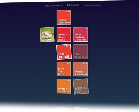 FeedSquares - Imagem 1 do software