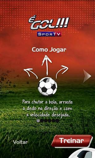 É Gol!!! SporTV - Imagem 4 do software