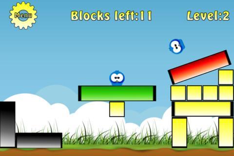Birds`n`Blocks - Imagem 2 do software