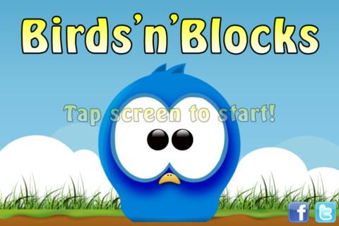 Birds`n`Blocks - Imagem 1 do software