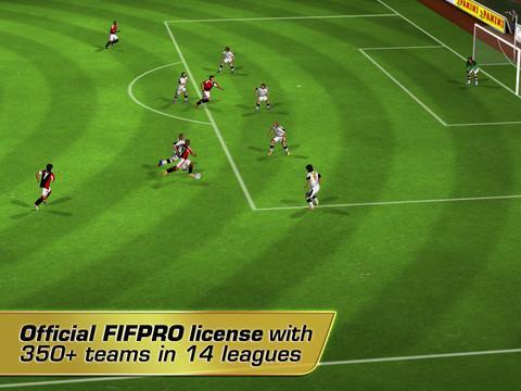 Real Football 2012 - Imagem 2 do software