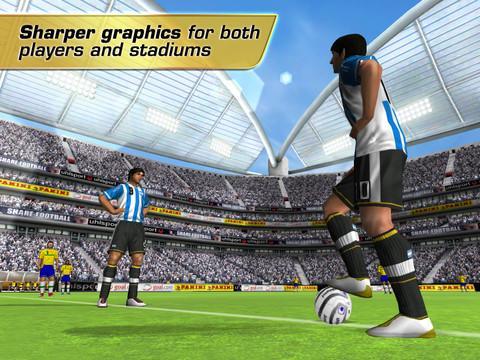 Real Football 2012 - Imagem 1 do software