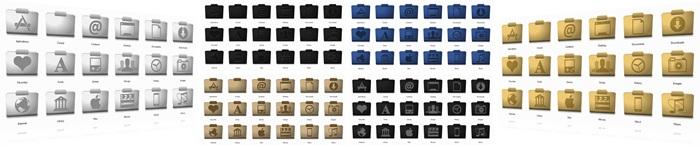 Classy Folder Icons - Imagem 1 do software