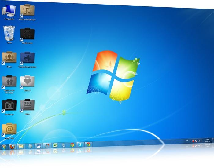 Classy Folder Icons - Imagem 2 do software