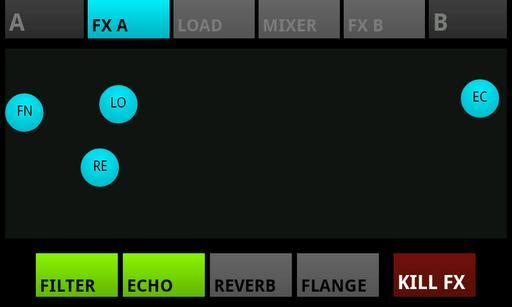 aDj Player - Imagem 2 do software
