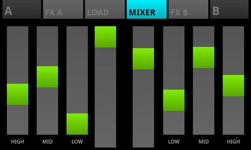 aDj Player - Imagem 3 do software