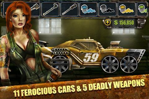 Road Warrior Free - Imagem 1 do software
