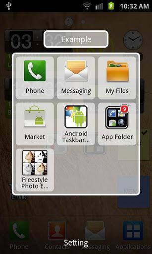 App Folder - Imagem 2 do software