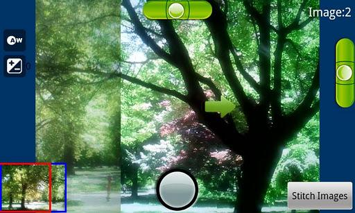 Photaf Panorama Free - Imagem 1 do software