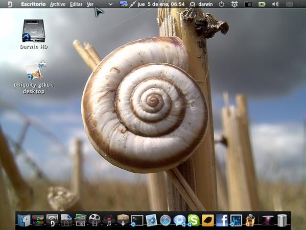 Darwin OS Basic - Imagem 1 do software