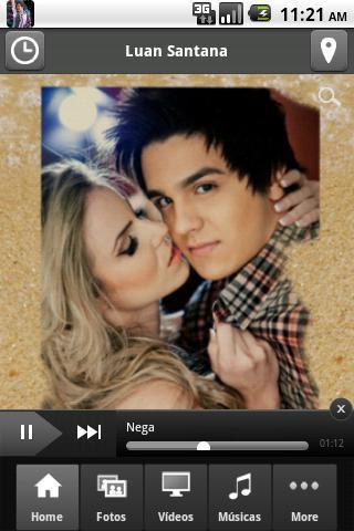 Luan Santana - Imagem 1 do software