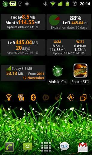 Mobile Counter - 3G, WiFi - Imagem 1 do software
