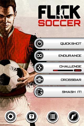 Flick Soccer! - Imagem 1 do software