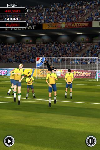 Flick Soccer! - Imagem 2 do software