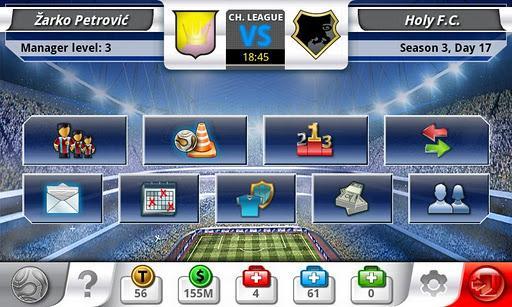 Top Eleven - Imagem 3 do software