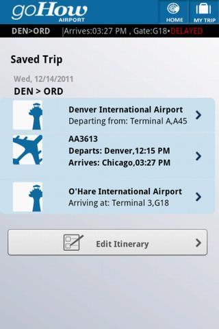 goHow Airport - Imagem 2 do software