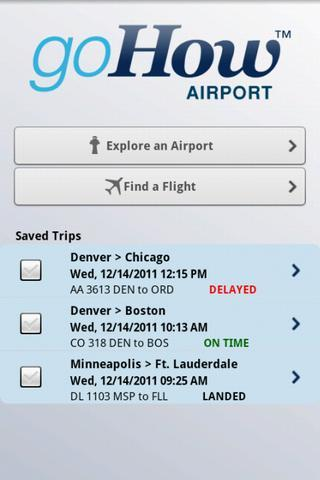 goHow Airport - Imagem 1 do software