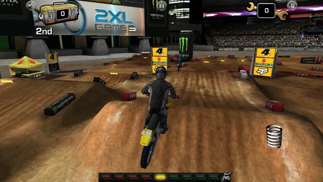 Motocross Matchup Pro.