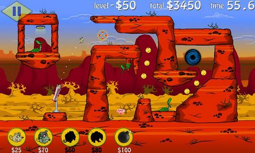 Lazy Snakes Free - Imagem 1 do software