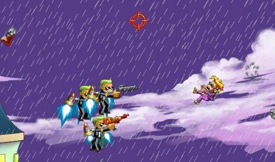 Canyon Shooter 2 - Imagem 2 do software
