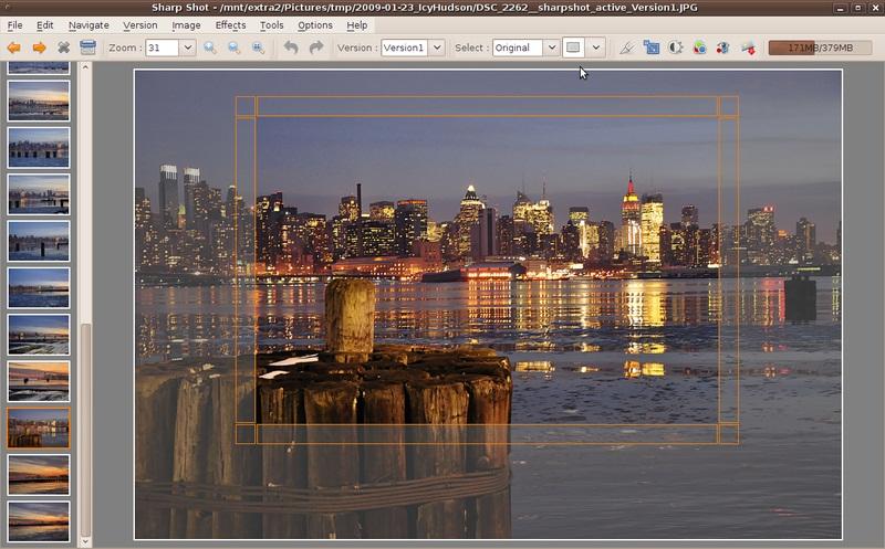 SharpShot - Imagem 1 do software
