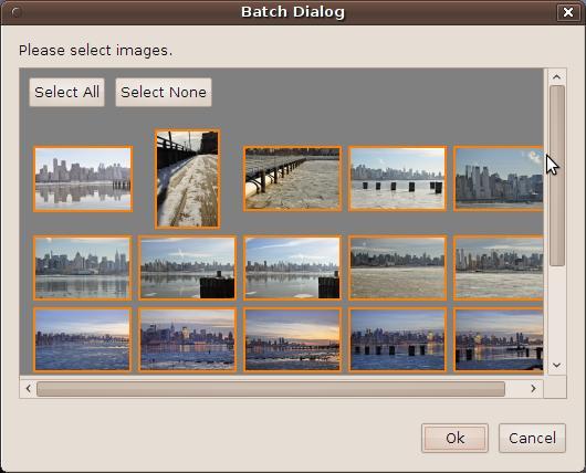 SharpShot - Imagem 3 do software