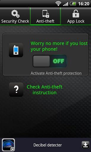 Safety Guard - Imagem 3 do software