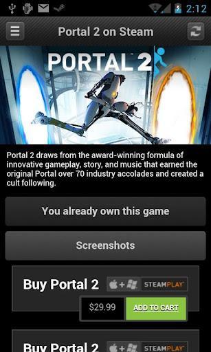 Steam - Imagem 2 do software