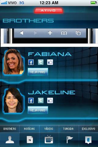 Big Brother Brasil - Imagem 1 do software